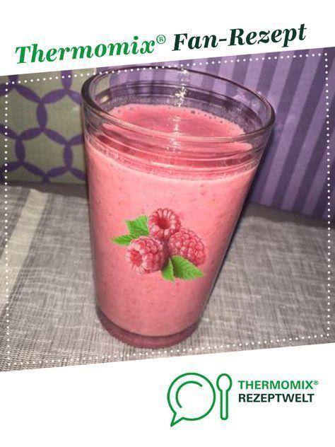 #rapiddarkvenom #raspberry #milkshake #thermomix #recipe