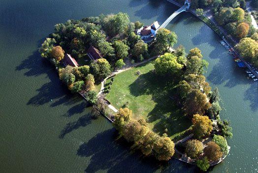 Insel der Jugend / Treptower Park