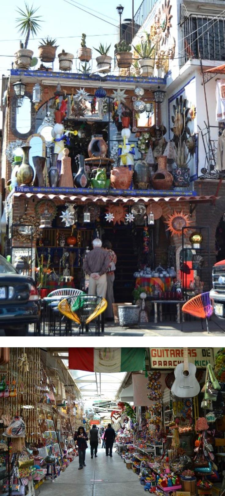 Mercado de la Ciudadela - México DF