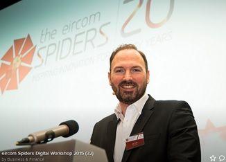 Eircom Spiders Digital Workshop - Moderator Colin Meagle, Continuum, Trilabyrinth https://www.madinks.ie/Eircom-Spiders-Digital-Workshop