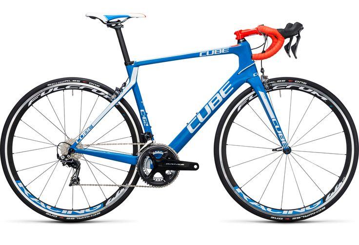 Oferta bicicletas Cube de carretera