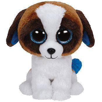 Ty Beanie Boos Duke Dog Medium