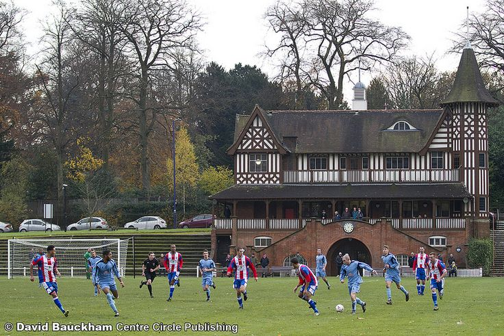 Cadbury Athletic vs Bromsgrove Sporting. England, photo by David Bauckham.