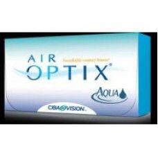 Ciba Vision Air Optix Aqua (6 Lenses Box) brand contact lenses keep it fresh and comfortable for your eyes.