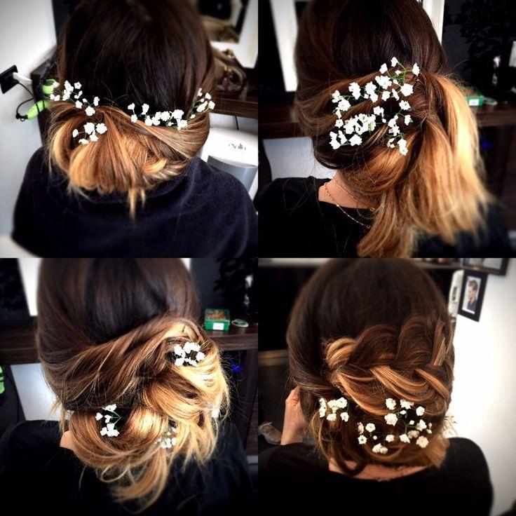 Wedding max Hair