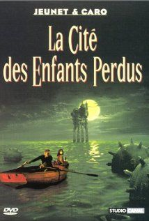 *7* A scientist in a surrealist society kidnaps children to steal their dreams, hoping that they slow his aging process. Very French!