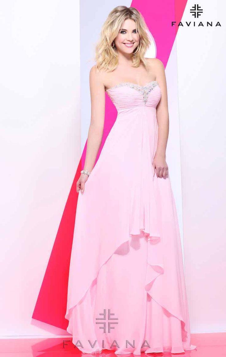 Mejores 31 imágenes de Faviana en Pinterest   Ashley benson, Dresses ...