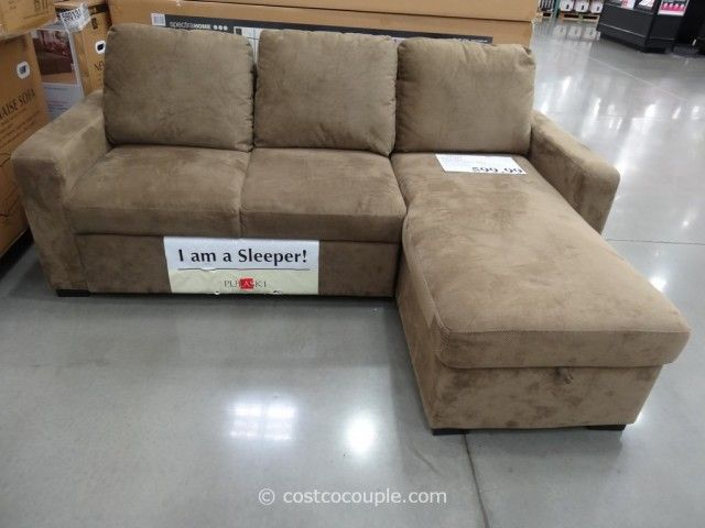costco sofa bed with chaise 1