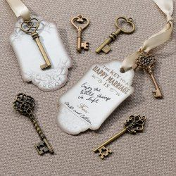 Wedding Wish Key Tags