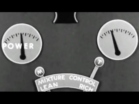 "Carburetor Mechanics: ""Aircraft Engines Part 3: Carburetion"" 1940 US Army Training Film https://www.youtube.com/watch?v=NxXG0S3vl8o #carb #engine #mechanics"