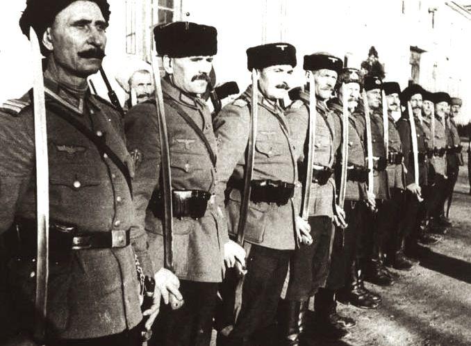 Как англосаксы казаков Сталину выдавали | Русская семерка