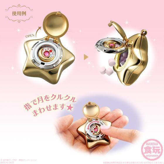 Sailor Moon Miniaturely Tablet Set 2