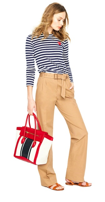 spring prep | j. crewWeekend Outfit, Preppy Spring, Style, Spring Prep, J Crew, Jcrew Stripes, Casual Wear, Spring Summe, Closets Cravings