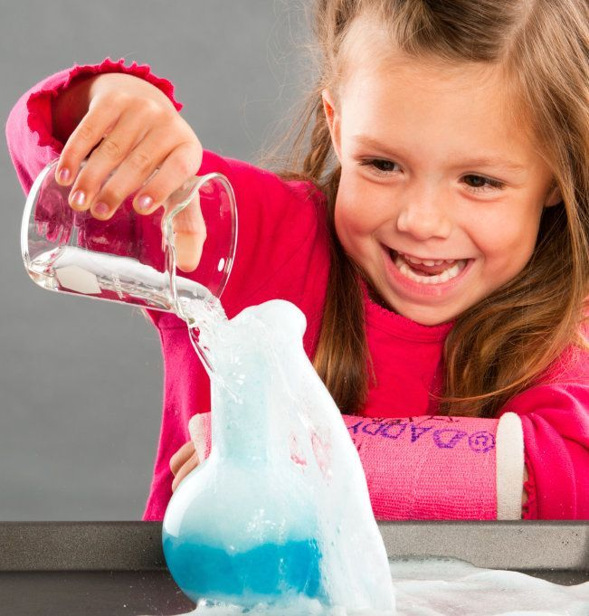 Baking Soda Bible Object Lessons about Anger & Self-Control - Ministry-To-Children.com
