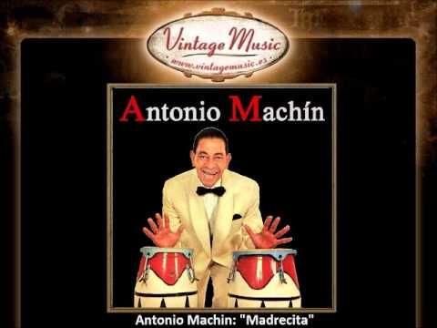 Antonio Machín - Madrecita (VintageMusic.es)