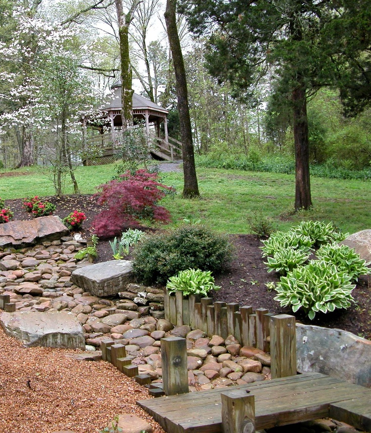 Japanese Inspired Garden In Grant Park: Cleveland, Chattanooga And Knoxville
