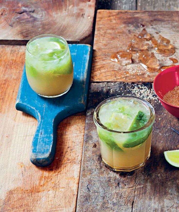 Caipirinha by Rachael Lane from South American Grill | Cooked
