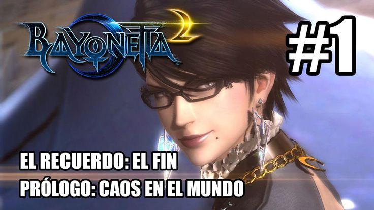 BAYONETTA 2 En español - Parte 1: El recuerdo - Prólogo. Gameplay de Bayonetta 2 para Wii U. Primera parte, El recuerdo: El fin / Prólogo: Caos en el mundo. Flaming Bits es una submarca de AdverGlitch, visítame en www.adverglitch.com