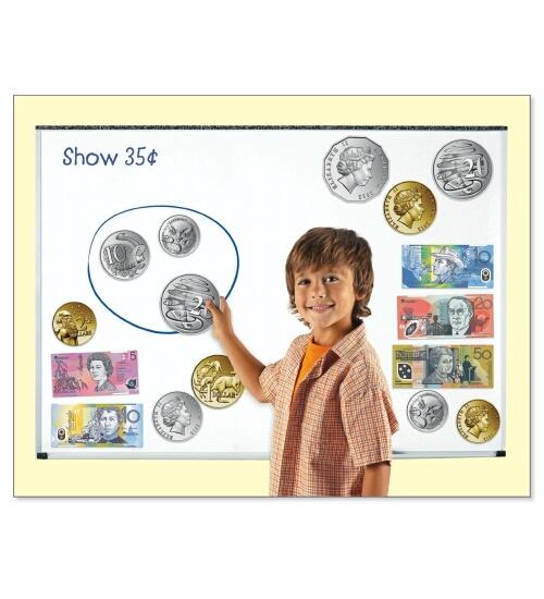 Magnetic Australian Money