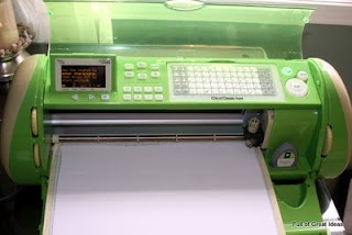 Substituting Cricut Vinyl for Dollar Store Contact paper . . . think of the money you will save (to buy more craft stuff) There are also other great ideas on this blog :)