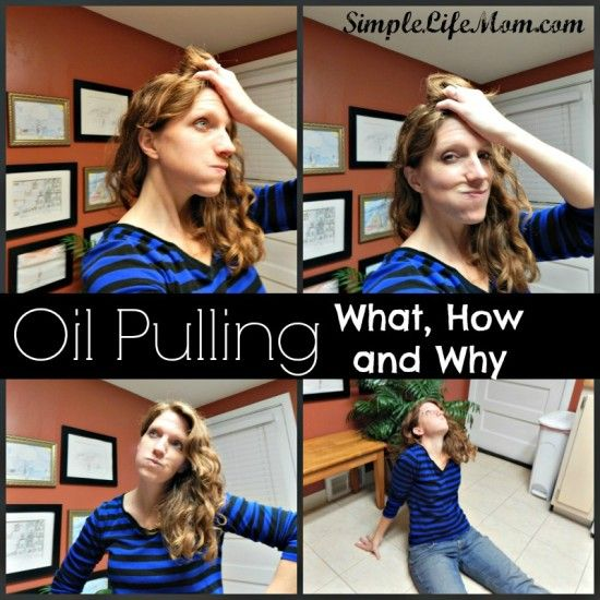 What Is Oil Pulling: what, why, and how  #naturalhealth