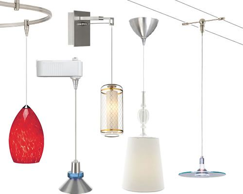 Tech lighting small light weight low voltage pendants use these pendants as single or multiple pendants or hang from a monorail or track lighting