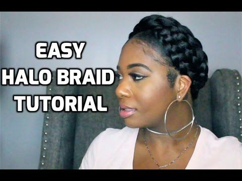 Style It On – Goddess Braids with Mini Marley | All Things Hair - YouTube