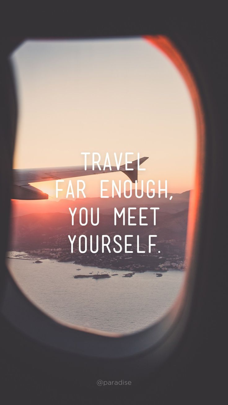 15 Beautiful Iphone Wallpapers With Travel Quotes Via