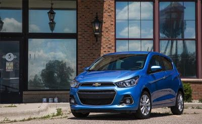2016 Chevy Spark Review | Autocartechno.com