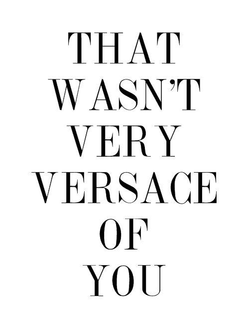 Versace girl - www.itmustbeperfect.nl