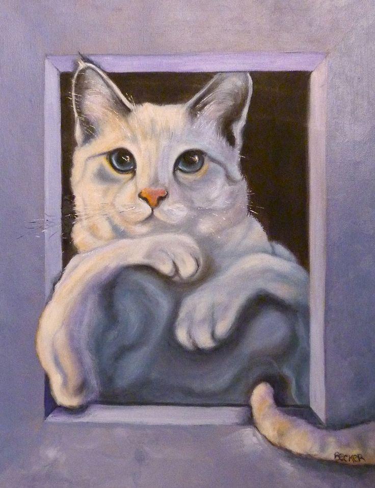 I've been Framed  ~ Susan Becker