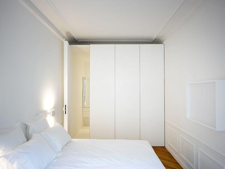 project by capo-architectes / white interior / www.capo-architectes.com