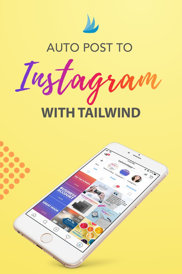 Introducing Auto Post to Instagram with Tailwind. Set it, forget it, and say good-bye to push notifications interrupting your day telling you it's time to post! Schedule your Instagram posts, and let Tailwind do the rest.  #instagrammarketing #instagrammarketingtips #instagramstrategy #marketingstrategy #instagramtools   via @tailwind