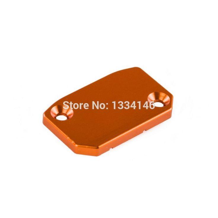 Тормозные Водохранилище Обложка (Оранжевый) Для KTM 125/250 SX/EXC 450 SX-F/EXC-F 2006-2015