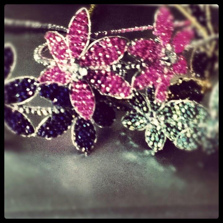 Diademas en cristales
