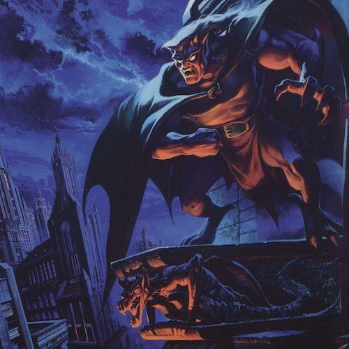 Gargoyles. (1994-1996)