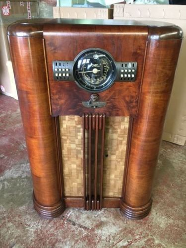 840 best images about art deco radios from ebay on for Zenith sofa table