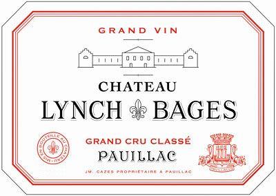 Château Lynch-Bages Pauillac Grand Cru Classé
