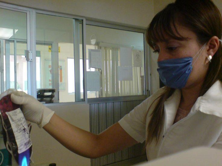 servicio transfusión Hospital de la Mujer Zacatecana