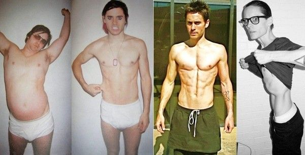 Chatter Busy: Jared Leto Diet