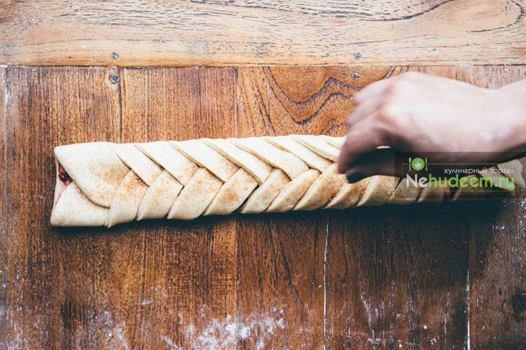 Шведские коричные булочки и плетенки — Кулинарные рецепты с фото