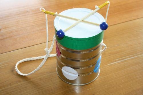 Courone des rois et reines tambour and bricolage - Bricolage avec recuperation ...