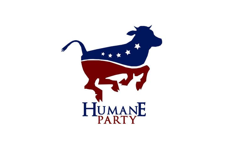 Time to Change Your Voter Registration: There's a Vegan Political Party