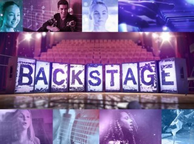 The new Disney channel show backstage is pretty good!!!!!!