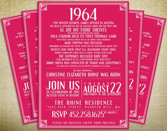 Eightieth Birthday Invitations with beautiful invitations sample