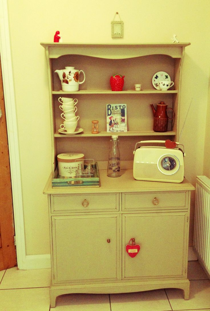 Reconditioned Vintage Welsh Dresser 3 DresserDressersDining Room