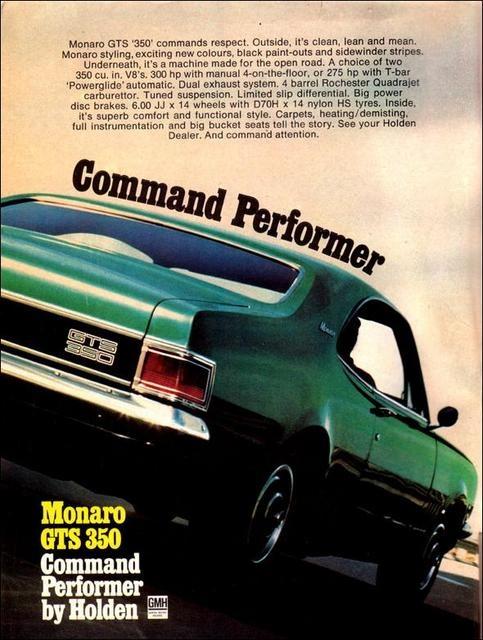 Monaro GTS 350 (Australia)