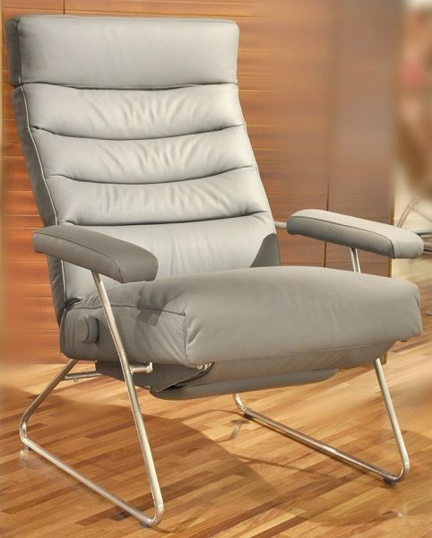 Adele Recliner Chair Lafer Ergonomic Reclining Chair at www.Accurato.us