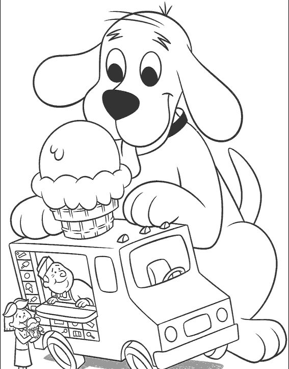 Curious george coloring pages printable coloring pages clifford coloring page