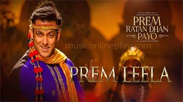 Prem Leela Song Lyrics - Prem Ratan Dhan Payo